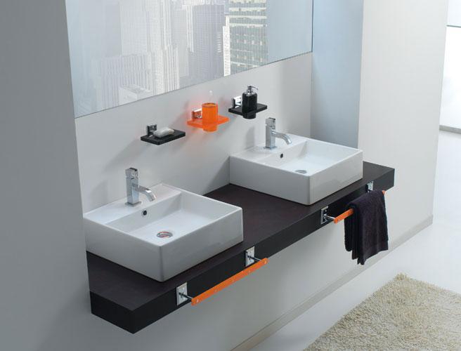 Accessori adesivi in plexiglass per il bagno - TL.BATH